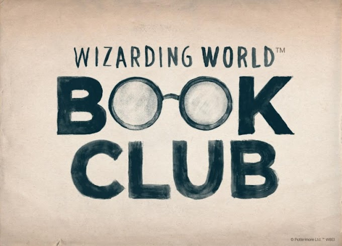 Pottermore anuncia o Clube do Livro do Mundo Bruxo