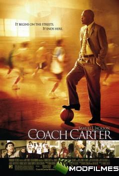 Capa do Filme Coach Carter: Treino para a Vida