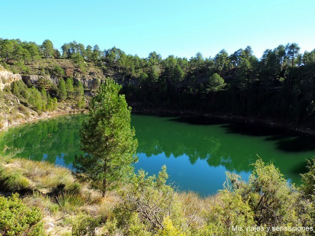 laguna de la Gitana, Cañada del Hoyo, Cuenca