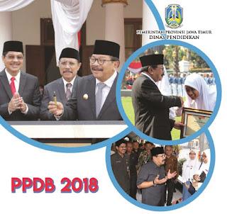 untuk jenjang SMA dan SMK tahun ini tidak terdapat perubahan dan perbedaan PPDB tahun lal Pengumuman Pendaftaran PPDB 2018 SMA SMK Jawa Timur