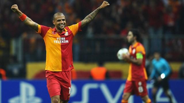 Felipe Melo'dan Galatasaray açıklaması