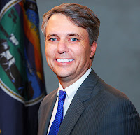 Colyer wants to be elected to the seat he holds