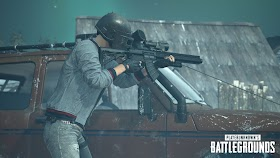 "PC version ""PUBG"" latest update # 29-Vikendi's major adjustment, implementation of tactical marker, etc."