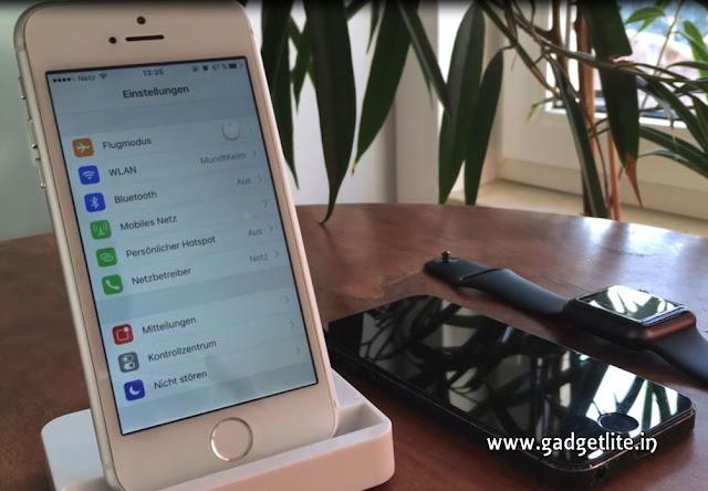 Live images, iPhone 5se, price, leak