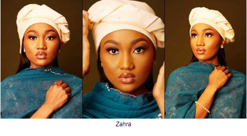 Buhari's Daughter Zahra Shares Beautiful New Photos