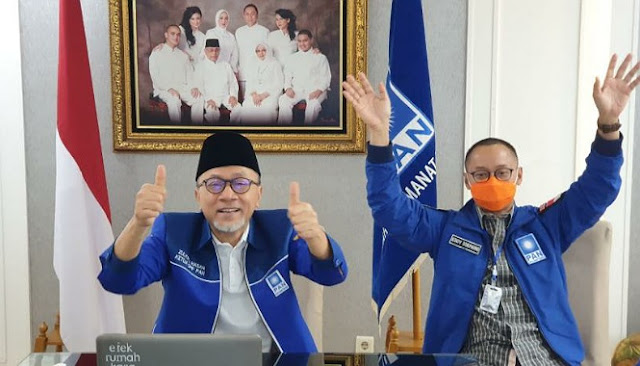 Gabung Koalisi Jokowi, PAN Pasti Dapat Kompensasi Menteri