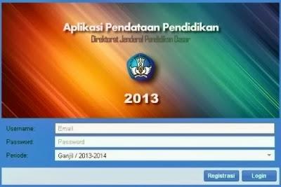 Download Aplikasi Dapodikdas Versi Terbaru 2.0.6