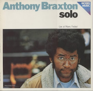 Anthony Braxton, Solo: Live at Moers Festival