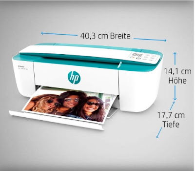 HP DeskJet 3762 Drucker treiber download