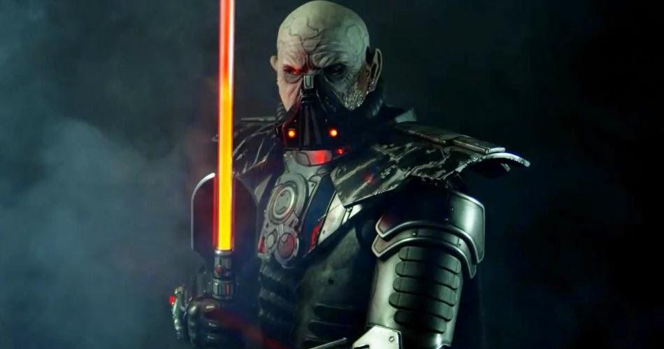 Star Wars Episode 7 Online