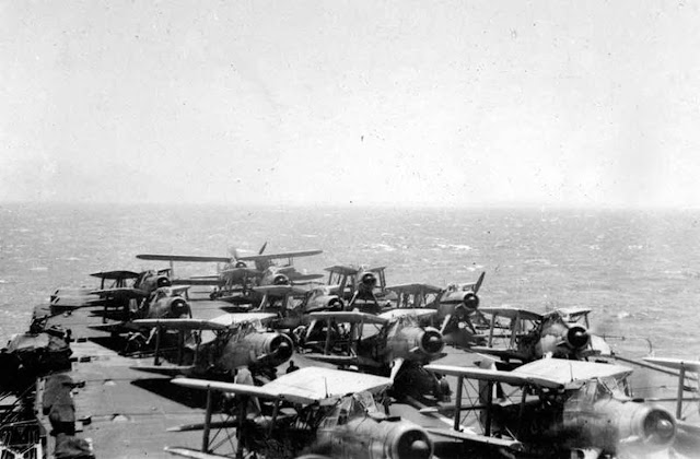 28 March 1941 worldwartwo.filminspector.com HMS Formidable
