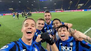 Gilas Valencia, Atalanta Lanjutkan Sensasi Debutan Liga Champions