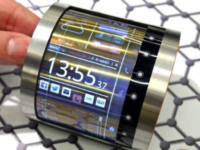 CHECK OUT THE FLEXIBLE FEATURE OF THE SMART PHONE SCREEN- TECH NEWS