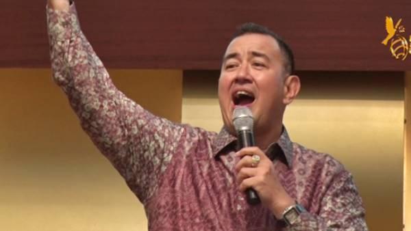Wew! Pendeta Gilbert Bilang Pernyataan Din Syamsuddin Bodoh, Amien Rais Kayak Cari Popularitas Murahan