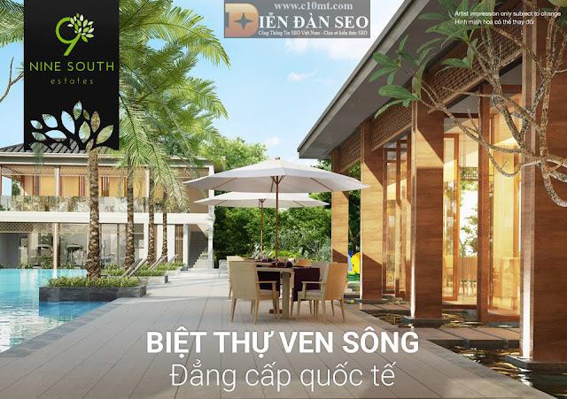 Dự án Nine South Estates của chủ đầu tư VinaCapital