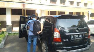 KPK Geledah Kantor DPRD Kab Cirebon, Bawa Dokumen Tunjangan