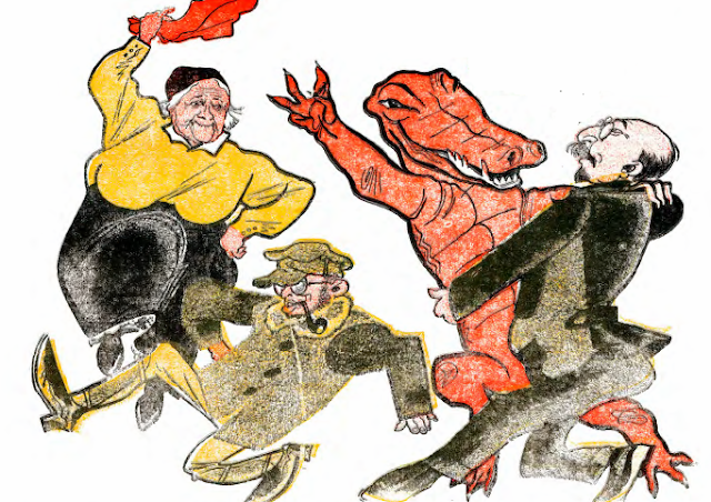 карикатуры советские