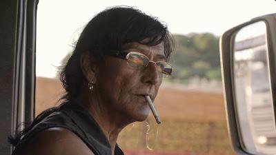 A caminhoneira trans Fabiana é tema de documentário - Divulgação
