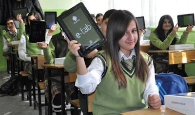 تعليمات هامة لطلبه الصف الثاني الثانوي لجاهزية التابلت قبل الامتحان   اجيال الاندلس