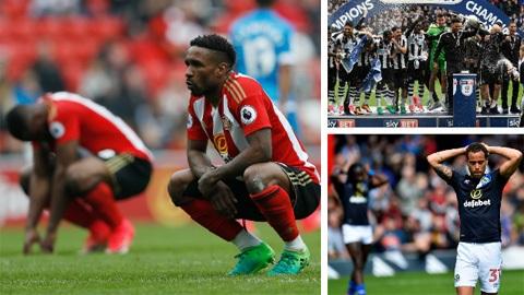 League được cho là đã đưa ra quyết định sáng suốt khi giữ nguyên 3 đội xuống và lên hạng