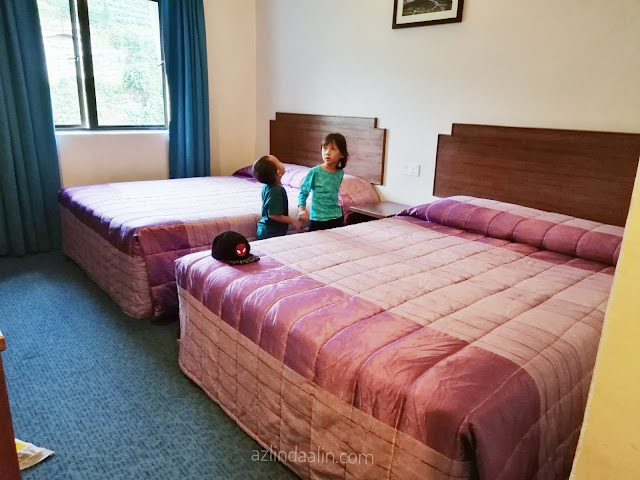 BEST DAPAT 2 QUEEN BED MURAH DI HOTEL JASMINE BRINCHANG CAMERON HIGHLANDS