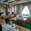 Melalui Video Conference dengan Gubernur Jambi, Wako Diwakili Sekda Sampaikan Stok & Harga Bahan Pokok Relatif Stabil