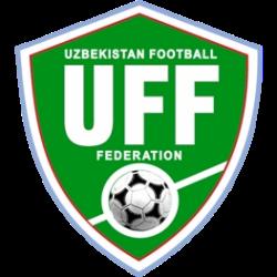 Logo Skuad Timnas Sepakbola Negara Uzbekistan PNG