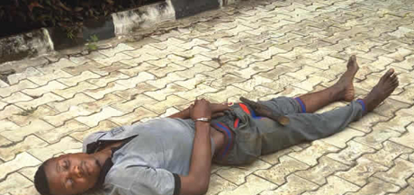 Kidnapper Who Took Tramadol Still Sleeping Six Days After Arrest –Police