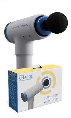 Caresmith CHARGE Percussion Massage Gun | Best Massage Guns in India | Best Massage Guns Reviews