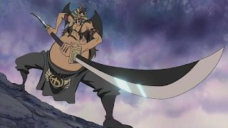 Fakta Hannyabal One Piece