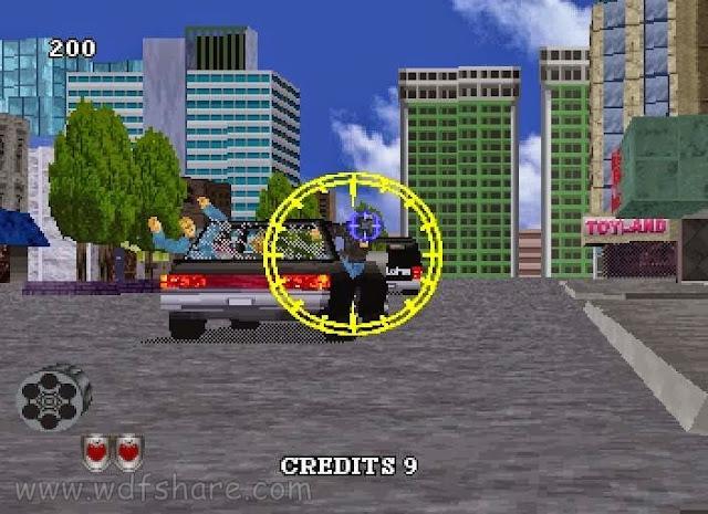 Virtual Cop 2 pro