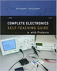 [eBooks] Complete Electronics Self-Teaching Guide with Projects