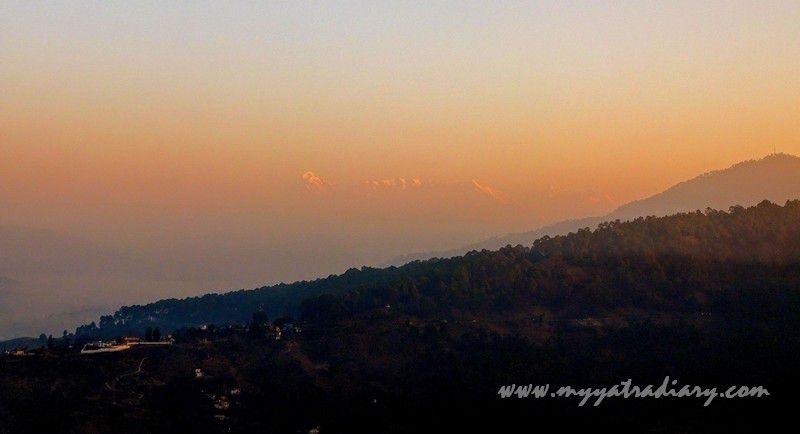 Gorgeous Himalayan views at The Himalayan Bungalow - A boutique homestay Almora