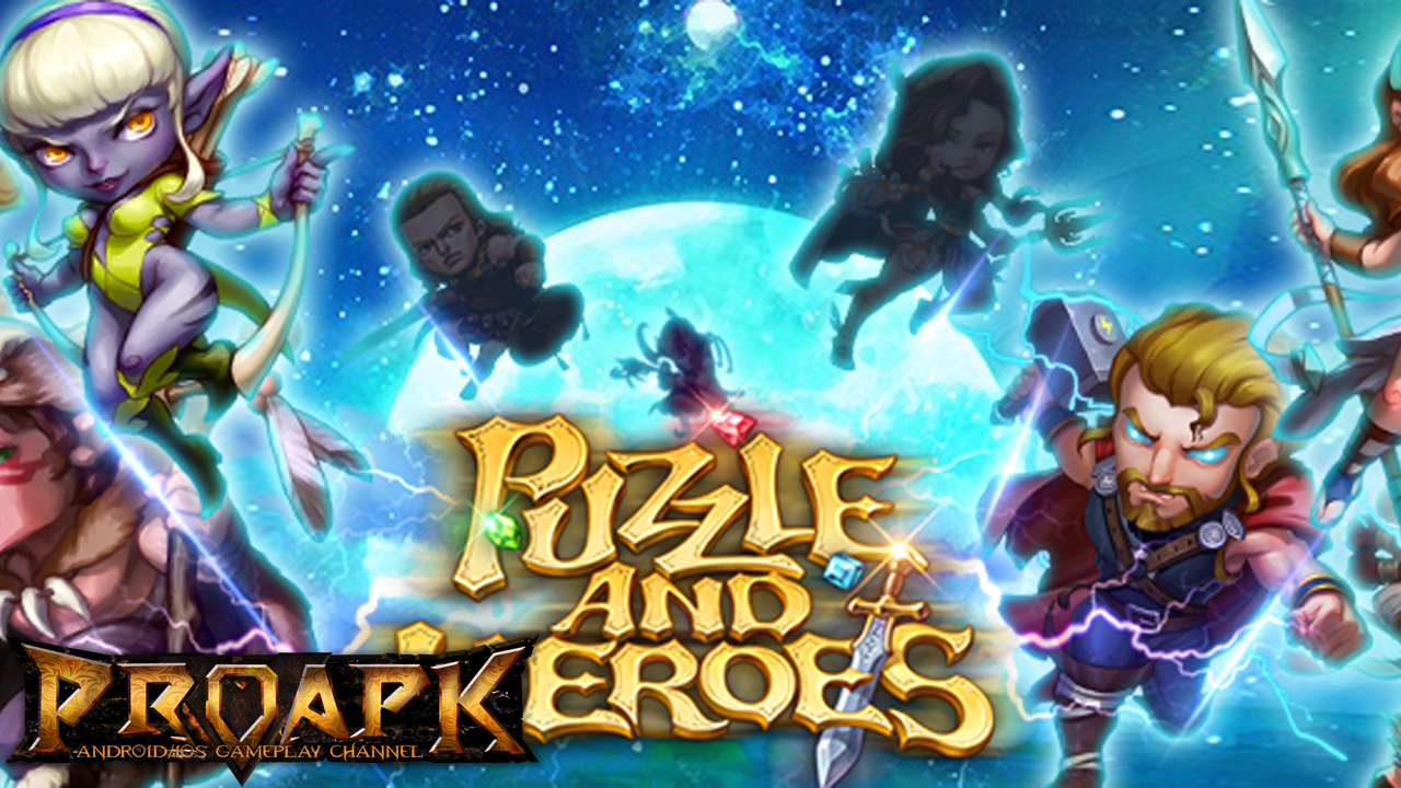 Puzzle & Heroes