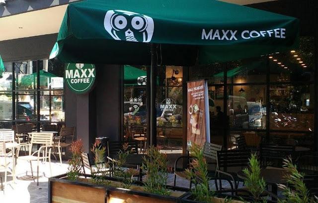Lowongan Kerja Makassar Barista dan Store Supervisor Maxx Coffee