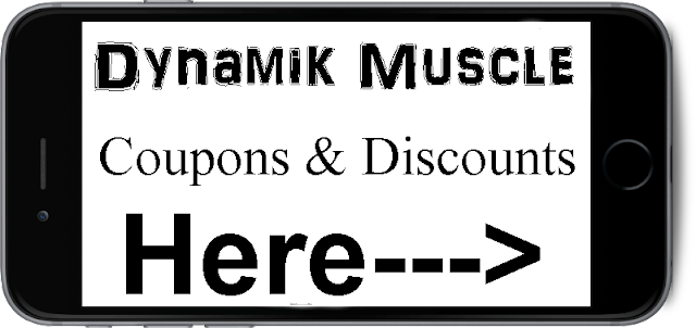 Dynamik Muscle Discount Codes 2021, DynamikMuscle.com Promo Code March, Dynamik Muscle Promo Code April 2021