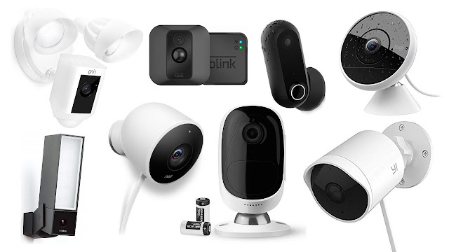 أفضل كاميرات مراقبة عام 2020