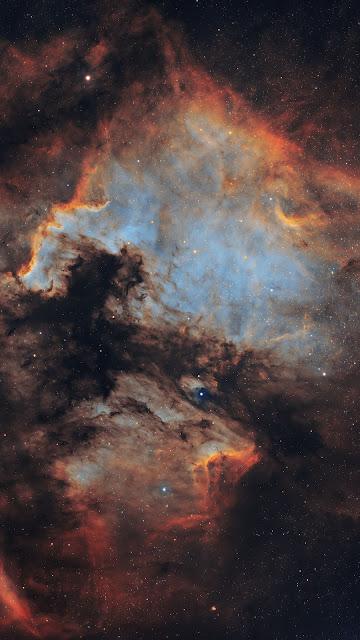 Papel de Parede hd Galáxia Via Láctea