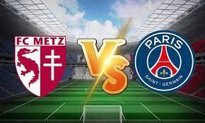 مباراة باريس سان جيرمان وميتز مباشر 22-9-2021 والقنوات الناقلة في الدوري الفرنسي