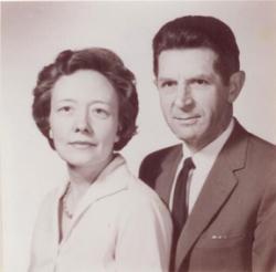 Carol Phipps und John C. Buchanan
