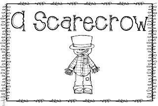 Mrs. Solis's Teaching Treasures: Scarecrow Activities