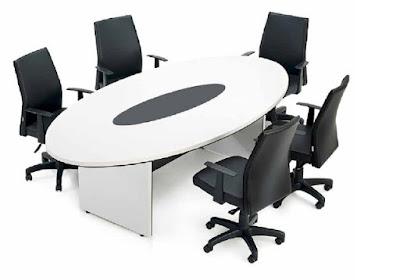 Sümenli Elips Toplantı Masası