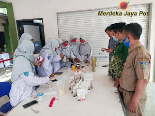 Siswa SMK Mutiara 3 Mayong Pamerkan 2  Karya Produk Ajang SMK Membagun Desa