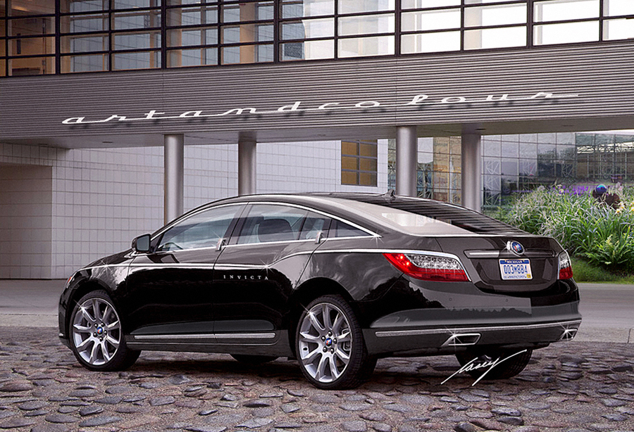 Adding A High Style And Trendy Four Door Coupe Might Be Good Next Step In Buick S Climb To Lexus Like Status The Quality Of Cur Cars Is