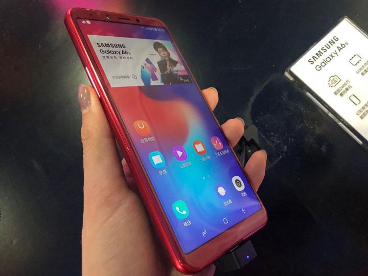 سعر و مواصفات Samasung Galaxy A6s - مراجعة سامسونج جالكسي A6 اس بالصور