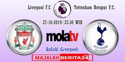 Prediksi Liverpool vs Tottenham Hotspur — 27 Oktober 2019