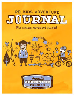 Image: REI Kids' Adventure Journal