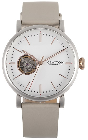 Grayton Automatic Smart Watch