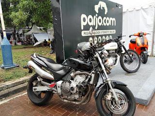 LAPAK MOGE BEKAS JAKARTA : Jual Honda Hornet 600