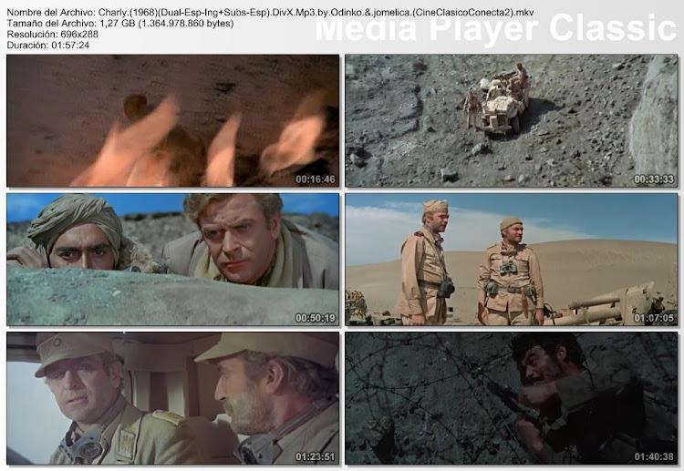 Imágenes de la película: Charly ( 1968 )